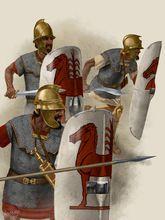 坎尼会战中迦太基军队
