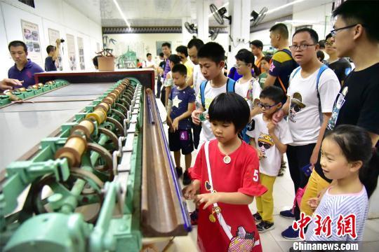 珠三角最后的缫丝厂转身 打造蚕桑丝织技艺研学基地