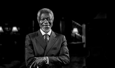 China mourns passing of former UN chief Kofi Annan