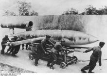 德国V-1导弹