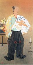 桶狭间之战前的织田信长