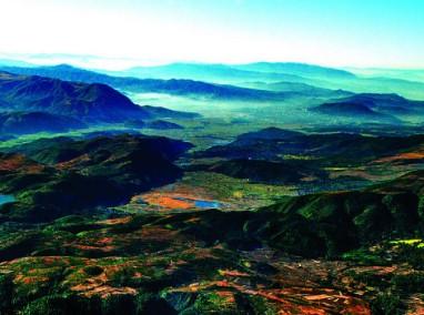高黎贡山国家级自然保护区