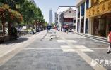 济南泉城路限时步行背后 离国家级高品质步行街究竟还有多远