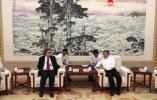 王忠林、孙述涛会见参加新动能高层次人才创新创业大赛嘉宾代表