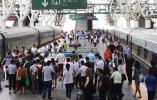 暑假进入尾声 南京火车站返程学生客流增多(组图)