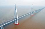 杭州湾跨海大桥的理想 是让宁波和上海更加亲密