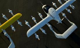 In pics: autonomous electric air Taxi Cora