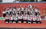 平阳湖岭小学:在诵读声里重温党的光辉历程