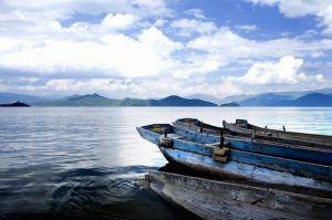 凉山泸沽湖