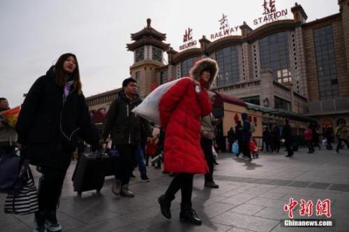 北京站成全国重点文物保护单位 见证百年历史变化