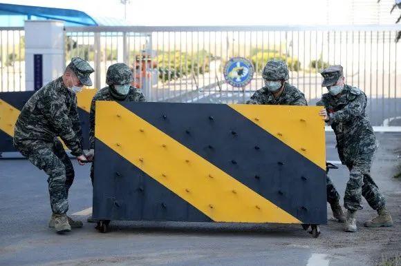 韩国763例!疑出现军营感染,1300人隔离