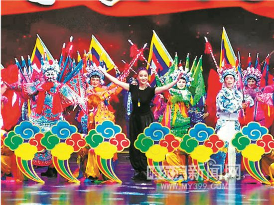 第七届全国老年大学文艺汇演在哈尔滨开幕