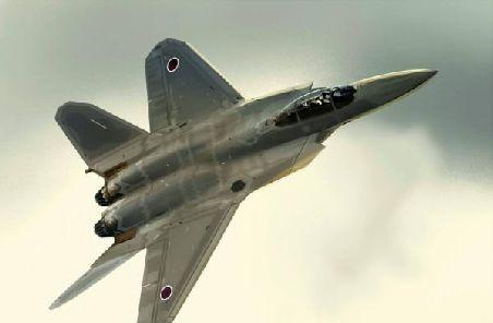 日本计划2031年量产下一代隐身战机