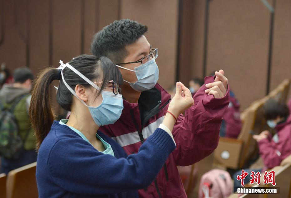 浙江派出37人医疗队对口支援湖北荆门