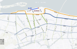 这条路出行的市民朋友们注意啦!望江路下穿工程交通管制将向东延伸至瓯江路海港大厦